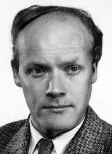 Docent John Cristiansson