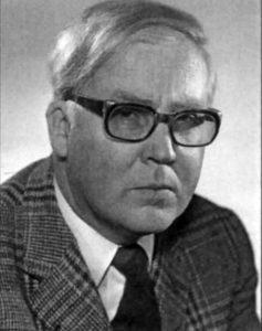 Professor C.E. Torsten Krakau