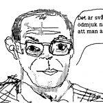 Ulf Stenevi nära 1990