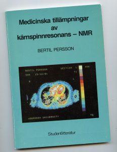Bertil R. Perssons rapport om MR-tekniken med ett MR-tvärsnitt genom hans eget hjärta
